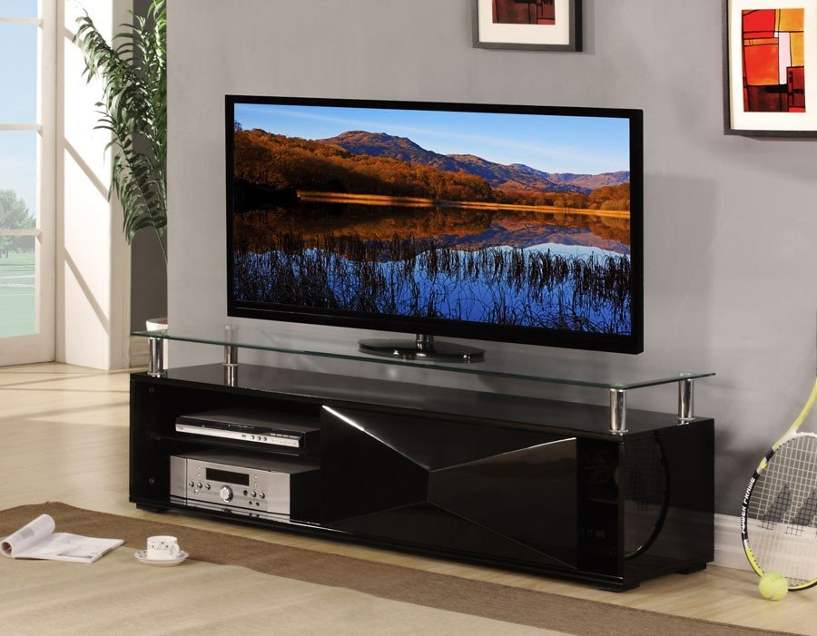 High Gloss TV storage unit