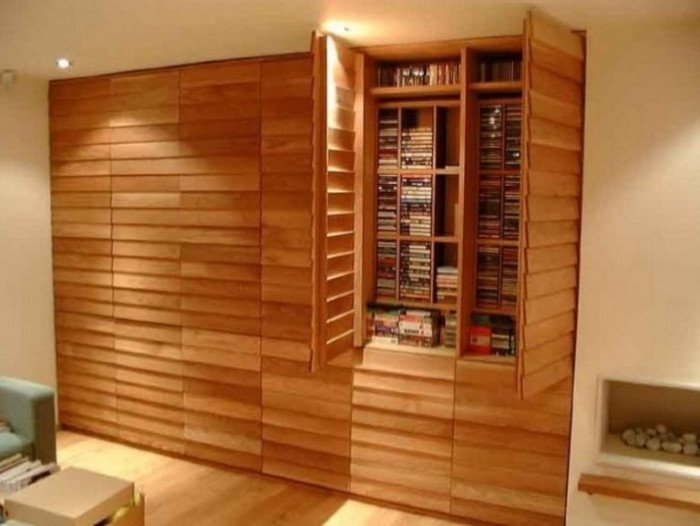 Hidden storage ideas
