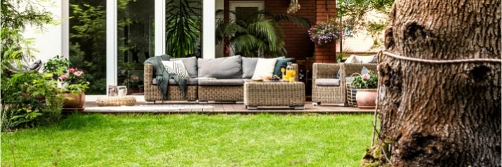 garden seating area ideas