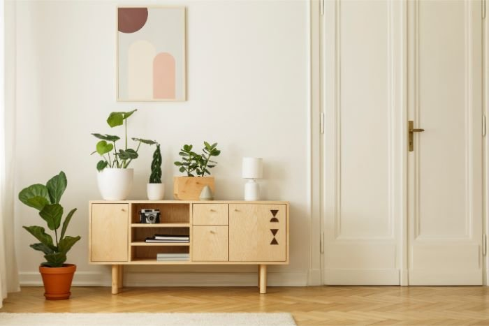 Do you know how to upcycle a sideboard