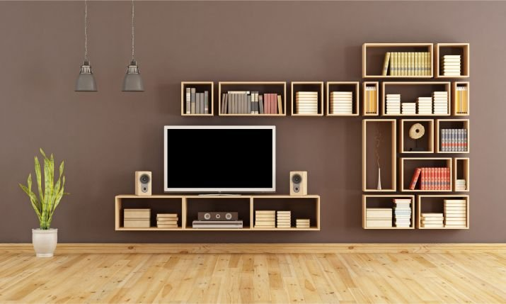 modern TV wall units for living room,