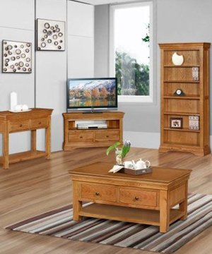 Living Room Oak Furniture
