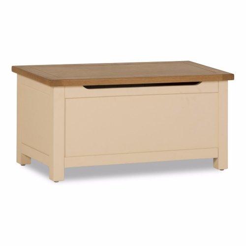 100% Oak Wood Chatam Blanket Box