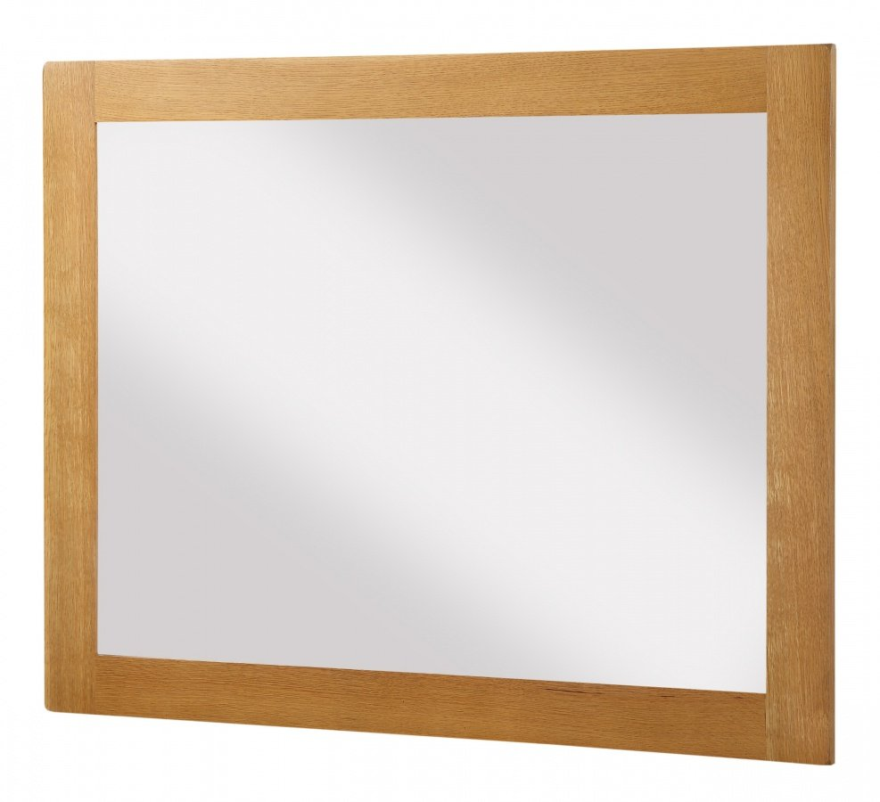 Amazing Acorn Solid Oak Mirror Large Online