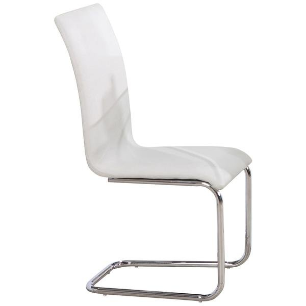 Arizona High Gloss Dining Chair Chrome is the Best Deal