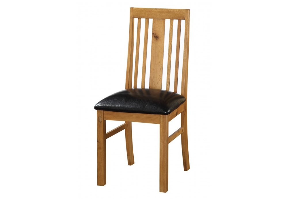 Acorn Solid Oak Dining Chairs