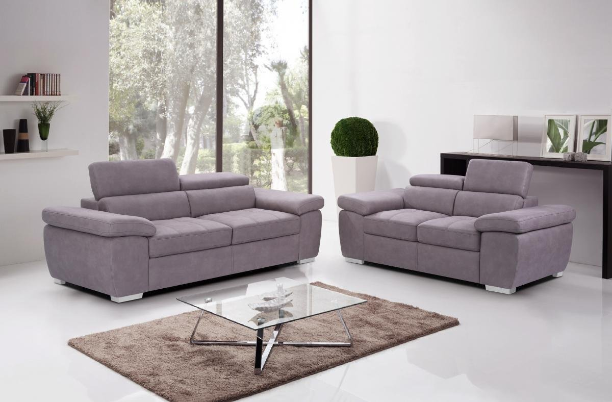 Great Discount on Amando Fabric 2 Seater Sofa | Oak Furniture Online
