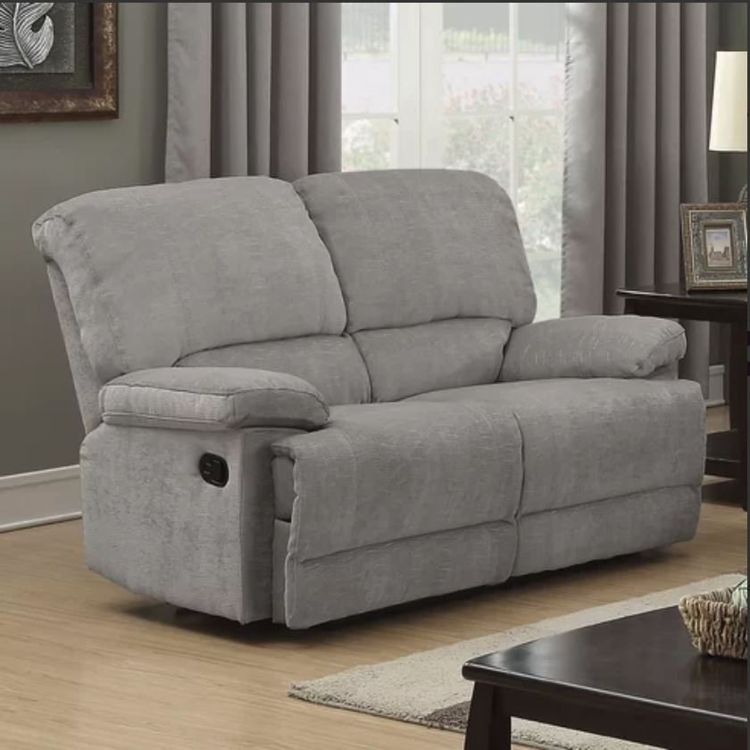 Great Discount on Berwick Recliner Fabric 2 Seater | Oak Furniture Online