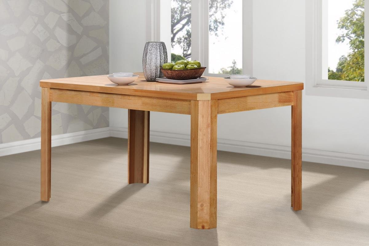 100% Oak Blake Large Dining Table