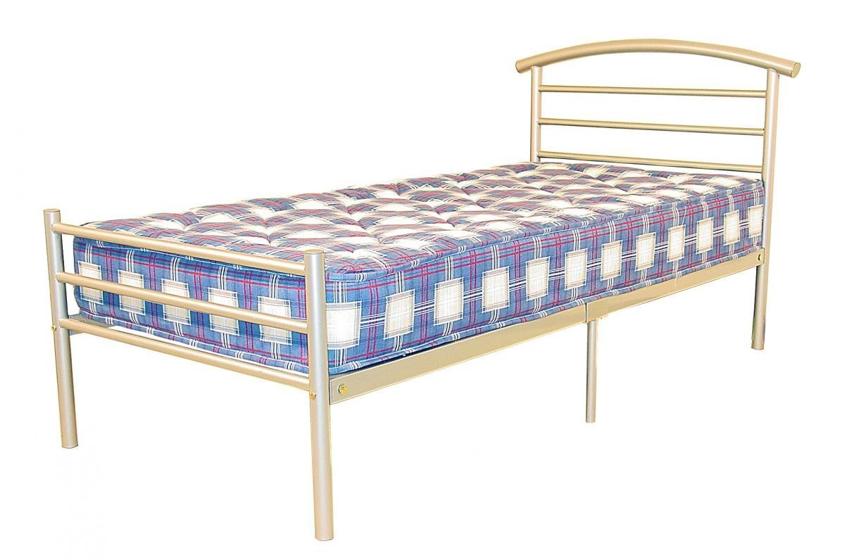 Amazing Brenington Double Bed Silver Online
