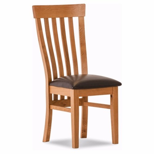 Doral Oak Dining Chair | Buy Online With Discount only at Furniture Villa