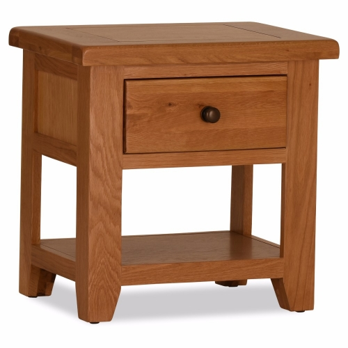 Best price online on Orland Lamp Table 1 Drawer | Furniture Villa