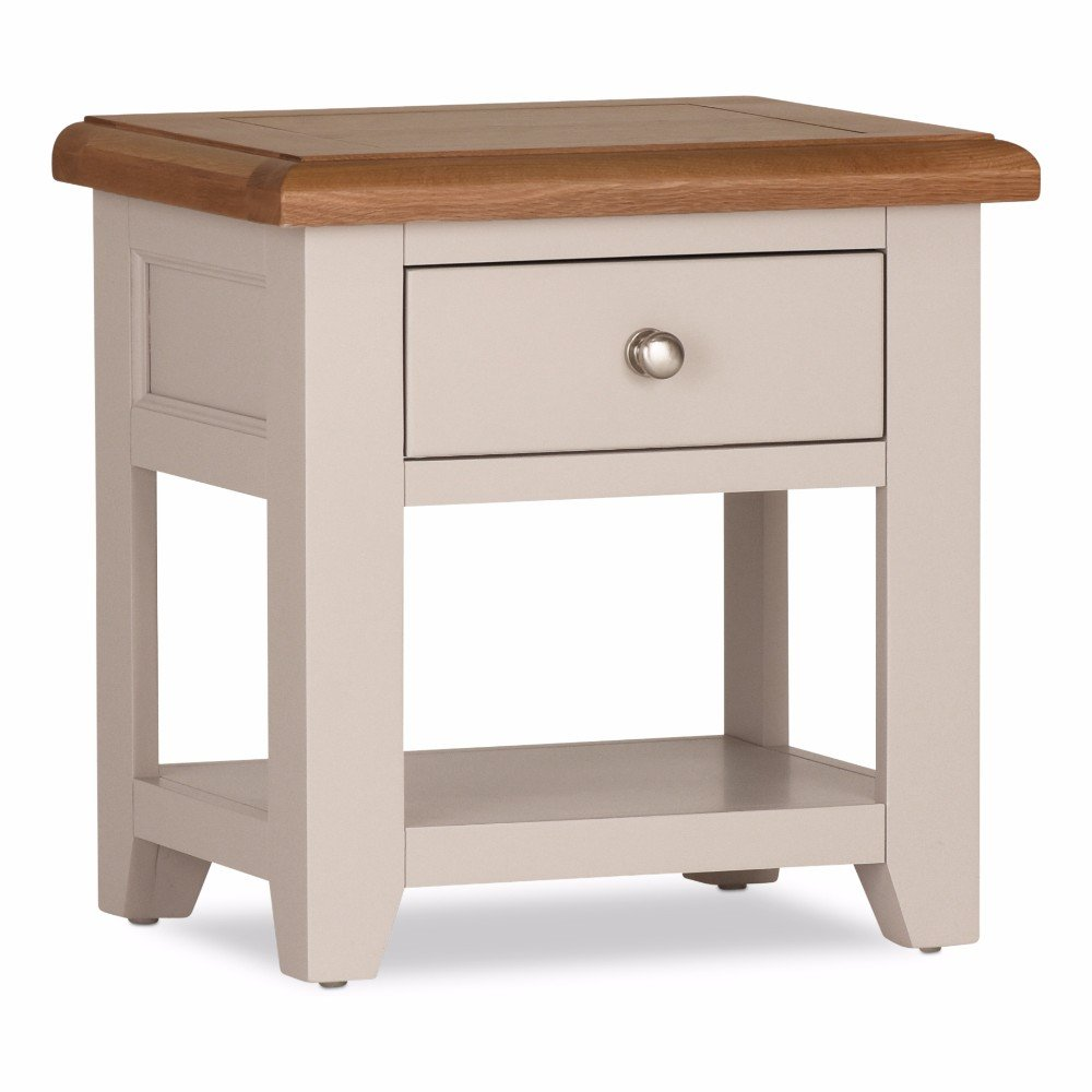 Best price online on Vinton Lamp Table 1 Drawer | Furniture Villa