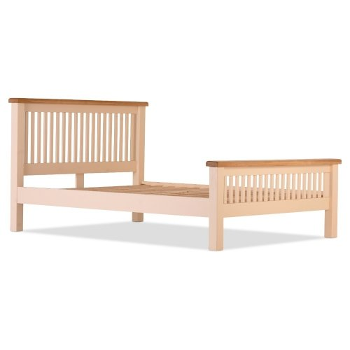 Amazing Jenison Slatted Bed 4ft6 Online
