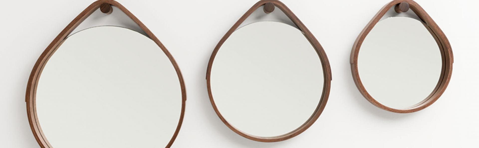 Oak Wall Mirror Furniture