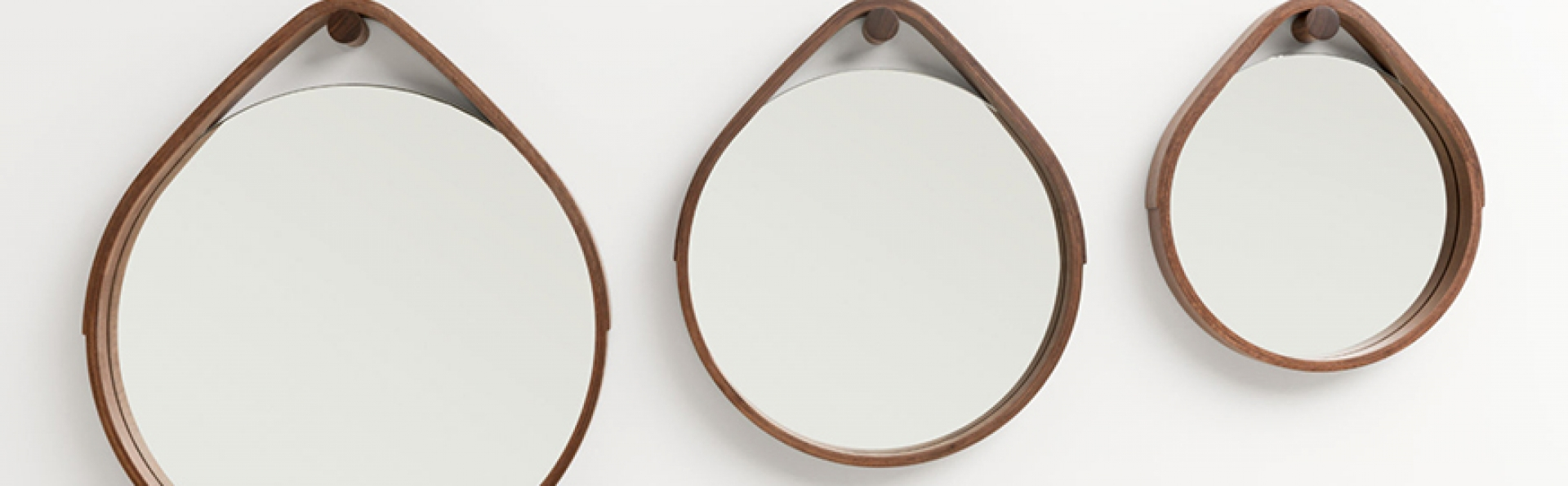 Small Mirror, Large Mirror, Mirrors, Wooden Framed Mirrors