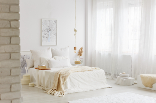 Solid Wood Bed, Wooden Frame Bed, Small Bed, Large Bed